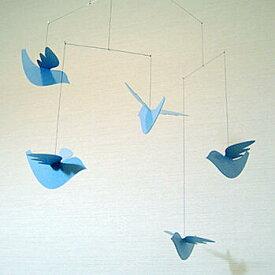 【SORA mobile factory】青い鳥