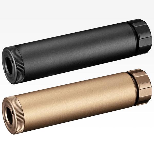 【6月7日予定】東京マルイFNX-45/HK45T専用 タクティカル サイレンサー BK ブラック 黒 FDE フラットダークアース TAN タンカラー 4952839149596 4952839149602