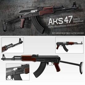 18歳以上用 電動ガン 東京マルイ 次世代電動ガン AKS-47 ミハイル・カラシニコフ 2018マルイフェス 4952839176271