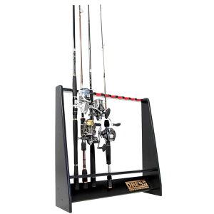 DRESS ロッドスタンド(組み立て式) 620-600DB 木製 DIY 釣り フィッシング 竿 保管 収納 ディスプレー インテリア メンテナンス 4571443166982