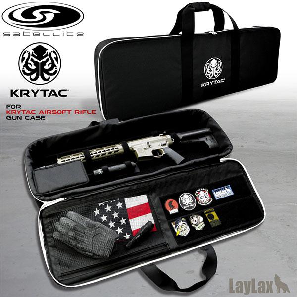 LayLax(satellite) KRYTAC専用ガンケース <LVOA-C/SPR対応サイズ><Lサイズ> クライタック / ライラクス サテライト 4571443146441 1222an