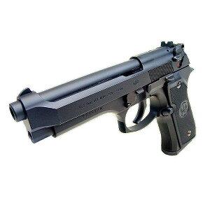 東京マルイ ガスブローバック M92F ミリタリーモデル