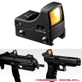 東京マルイ マイクロプロサイト 超軽量ドットサイト ポリカーボネート製レンズで被弾にも強い! ダットサイト 次世代電動ガンにも Trijicon RMR 4952839177254 ハイキャパ DORにも!D.O.R.