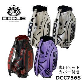 ドゥーカス|レボリューション10 ツアーバッグ [DCC755S] & ヘッドカバー4点セット