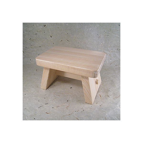 hinoki a bath chair large size