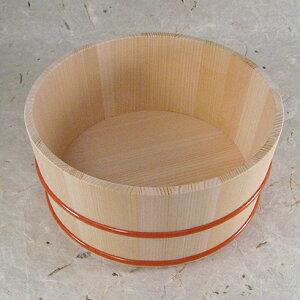 椹=【さわら】湯桶【ポリウレタン樹脂タガ】
