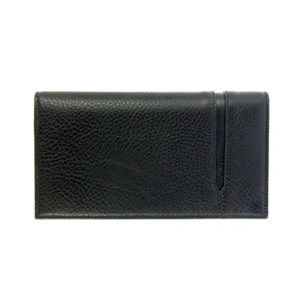 ブルガリ BVLGARI 長財布 OCTO オクト レザー財布 36966 ブラック メンズ財布 プレゼント