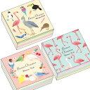 【Beaux Oiseaux/オリエンタルベリー】ブロックメモパッド  ◆小鳥グッズ/小鳥雑貨/文具/文房具/メモパッド/メモ帳/…