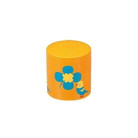 【KOTORITACHI】茶筒・保存缶 クローバーとセキセイ ◆小鳥グッズ 小鳥雑貨 茶缶 茶入れ 保存容器 キッチン用品 セキセイ セキセイインコ