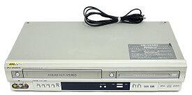 【中古】DXアンテナ製 VHS付きDVDプレーヤー DV-140V