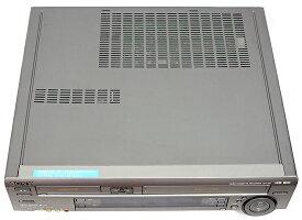 【キャッシュレスで5%還元】【中古】SONY Hi8&S-VHSダブルビデオデッキ WV-ST1