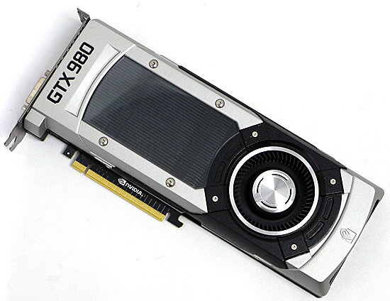 【中古】グラフィックボード NVIDIA GTX 980 PCIExp 4GB