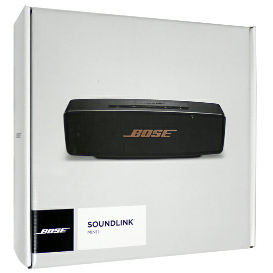 BOSE SoundLink Mini Bluetooth Speaker II Limited Edition ブラック/カッパー 並行輸入品
