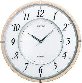 【キャッシュレスで5%還元】【中古】SEIKO 電波掛時計 SF501B 未使用