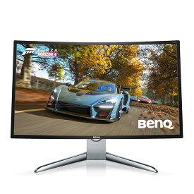 BenQ製 31.5型 液晶ディスプレイ EX3200R メタリックグレー