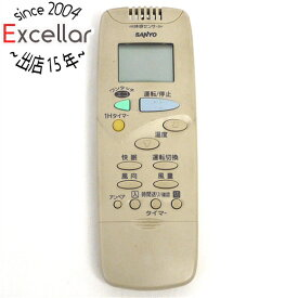 【中古】SANYO製 エアコンリモコン RCS-FB1