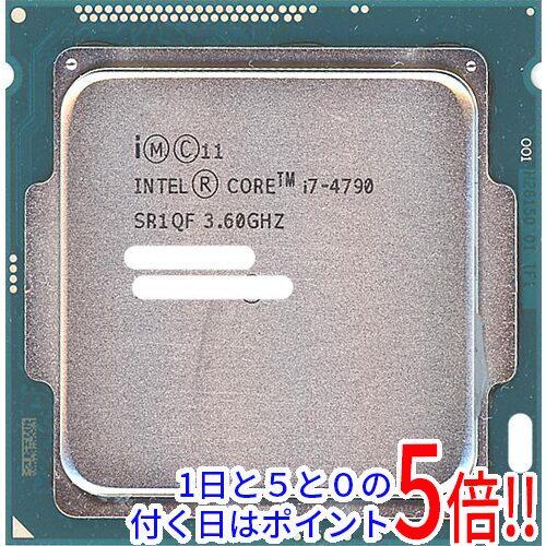 【中古】Core i7 4790 Haswell 3.6GHz LGA1150 SR1QF