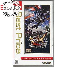 【中古】モンスターハンターダブルクロス Nintendo Switch Ver. Best Price Nintendo Switch