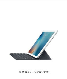 【キャッシュレスで5%還元】【新品(箱きず・やぶれ)】 Apple 9.7インチiPad Pro用 Smart Keyboard MM2L2AM/A
