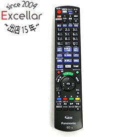 【中古】Panasonic BD/DVDレコーダー用リモコン N2QAYB000994