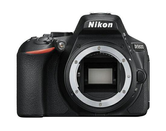 【中古】Nikon デジタル一眼レフカメラ D5600 ボディ ワケあり 未使用