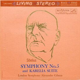 LIVING STEREO/Sibelius Symphony No.5