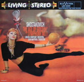 LIVING STEREO/THE AGE OF GOLD-Ballet Suite,Op.22