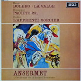 DECCA/Ravel BOLERO・LA VALSE