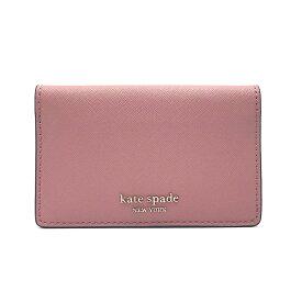 ケイトスペード カードケース アウトレット 名刺入れ パスケース WLRU5834 682 kate spade ピンク【あす楽】 エクセルワールド ブランド プレゼントにも ウォレット 財布