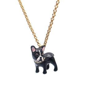 ケイトスペード ネックレス アウトレット 犬のネックレス O0RU2568 974 kate spade ゴールド【あす楽】エクセルワールド ブランド プレゼントにも