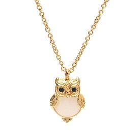 ケイトスペード ネックレス アウトレット 幸福の良いフクロウのネックレス O0RU2852 180 kate spade ゴールド【あす楽】エクセルワールド ブランド プレゼントにも