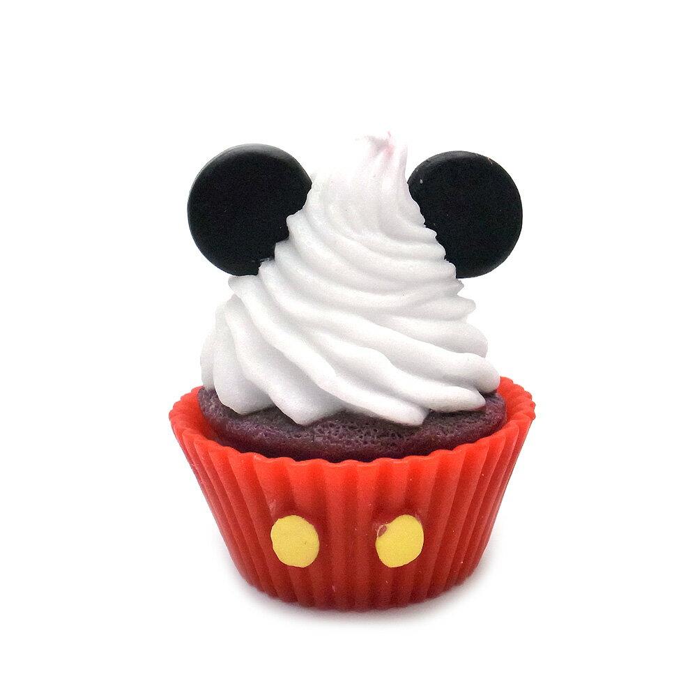 ディズニー カップケーキキャンドル【ミッキー】