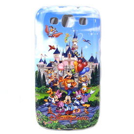 香港DisneyLand ディズニー Disney Gaiaxy S III スマホ ケース 60056 SS エクセルワールド プレゼントにも ディズニーグッズ