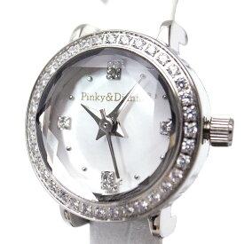 Pinky&Daienne ピンキー&ダイアン レディース 替えベルト付き 時計 BRILLIANT STYLE ブリリアントスタイル PD006PPK