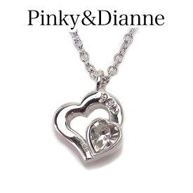 ピンキー&ダイアン ネックレス Pinky&Dianne 7333 アクセサリー Check Heart チェックハート 特別ポイントアップ商品
