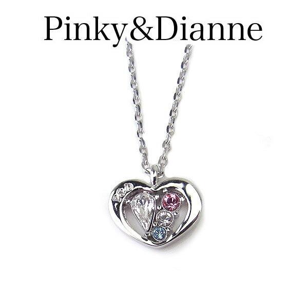 ピンキー&ダイアン ネックレス Pinky&Dianne 7385 アクセサリー Flash Heart フラッシュ ハート