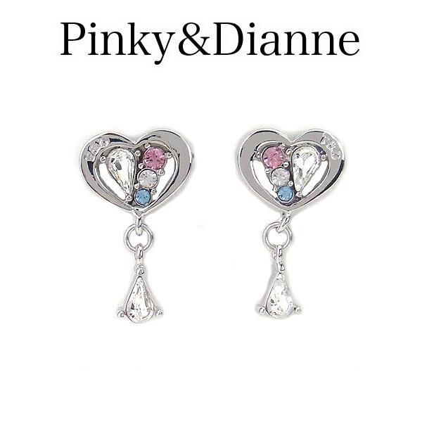 ピンキー&ダイアン ピアス Pinky&Dianne 8302 アクセサリー Flash Heart フラッシュ ハート