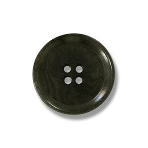 イタリーナット チャコールグレー(色番:6) 15mm /[EXCYナットボタンシリーズ]