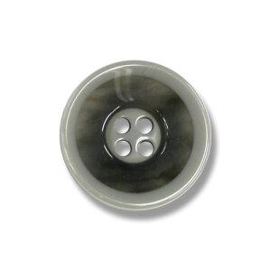 アスク ライトグレー(色番:10) 15mm /[EXCYイタリアボタンコレクション]