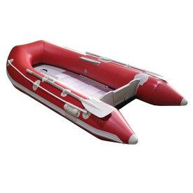 ゴムボート Exect EX2700V オール付き 空気入れ付き 3人乗り 2馬力対応 釣り インフレータブルボート
