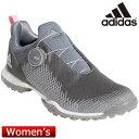 【決算処分特別価格】【あす楽可能】adidas(アディダス) フォージファイバー ボア BTF19 レディース ゴルフシューズ B…