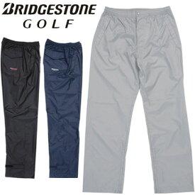 【あす楽可能】BRIDGESTONE GOLF(ブリヂストン ゴルフ) レインパンツ メンズ 80G42