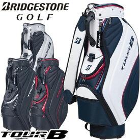BRIDGESTONE GOLF(ブリヂストン ゴルフ) TOUR B 軽量ベーシックモデル キャディバッグ メンズ CBG022