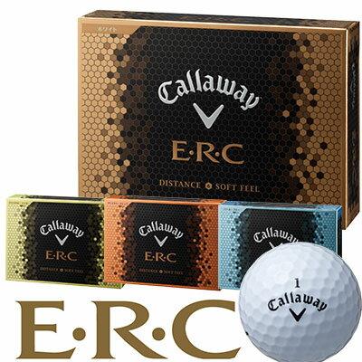 Callaway(キャロウェイ) E・R・C -ERC- 2016 ゴルフ ボール (12球)