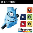 FOOTJOY(フットジョイ) FJ SpectrumFP メンズ ゴルフ グローブ (左手用) FGFP