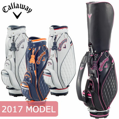 Callaway(キャロウェイ) PU Sport 17 JM レディース キャディバッグ