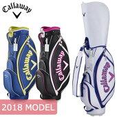 Callaway[キャロウェイ]Sport[スポーツ]レディースキャディバッグ18JM
