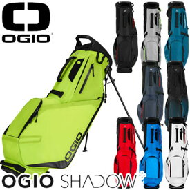 OGIO (オジオ) SHADOW FUSE 304 スタンドキャディバッグ 19 JV