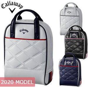 Callaway (キャロウェイ) PU Sport -ピーユー スポーツ- Shoe Case レディース シューズケース 20 JM