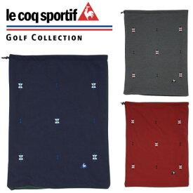 le coq GOLF (ルコック ゴルフ) キリム柄刺繍 ネックウォーマー QGBMJK53